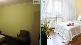 home staging pokoj